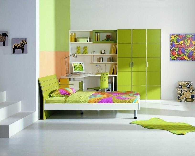 儿童家具的选择不得不注意的事点-装修选材-装修知识