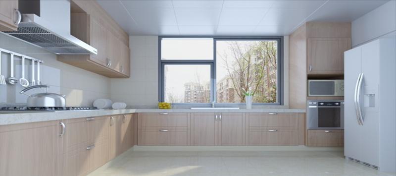 厨房地砖颜色如何挑选?颜色搭配案例