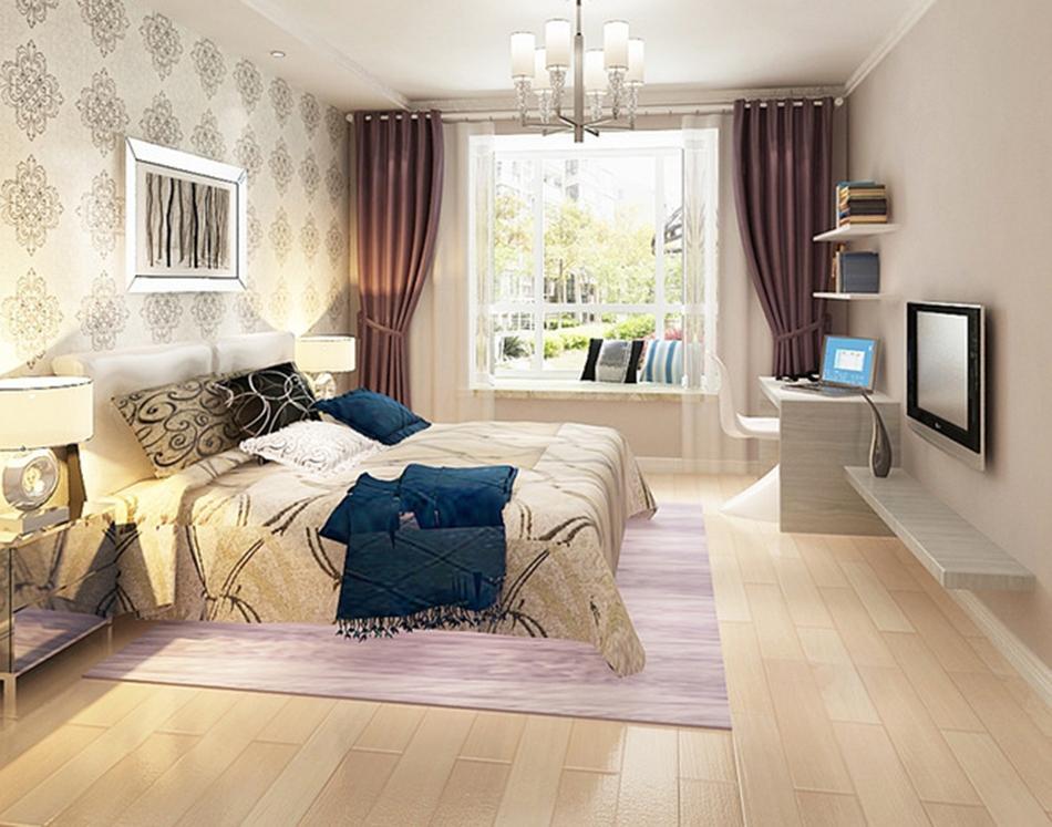 卧室装修好图片